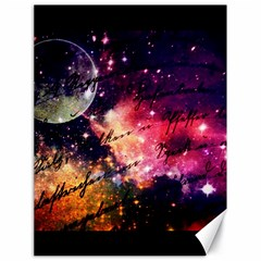 Letter From Outer Space Canvas 18  X 24