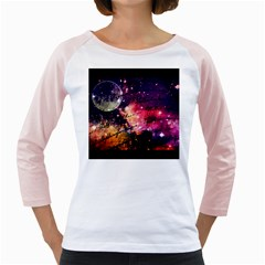 Letter From Outer Space Girly Raglans