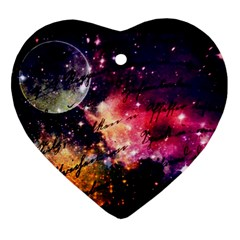 Letter From Outer Space Ornament (heart)