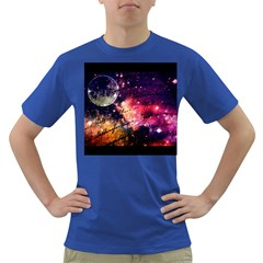 Letter From Outer Space Dark T Shirt