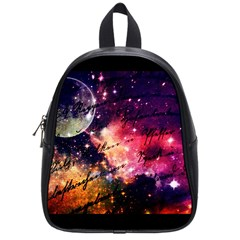Letter From Outer Space School Bag (small)
