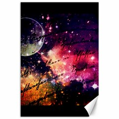 Letter From Outer Space Canvas 12  X 18
