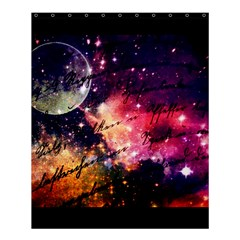 Letter From Outer Space Shower Curtain 60  X 72  (medium)