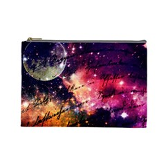 Letter From Outer Space Cosmetic Bag (large)