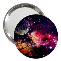 Letter From Outer Space 3  Handbag Mirrors