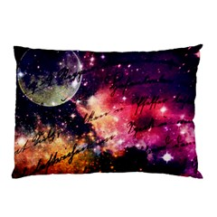 Letter From Outer Space Pillow Case (two Sides)