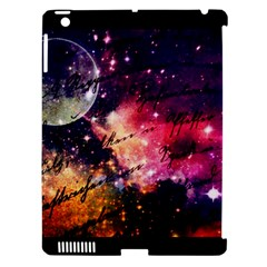 Letter From Outer Space Apple Ipad 3/4 Hardshell Case (compatible With Smart Cover)
