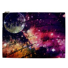 Letter From Outer Space Cosmetic Bag (xxl)