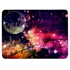 Letter From Outer Space Samsung Galaxy Tab 7  P1000 Flip Case