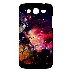 Letter From Outer Space Samsung Galaxy Mega 5 8 I9152 Hardshell Case