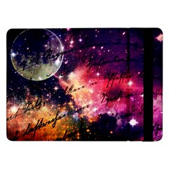 Letter From Outer Space Samsung Galaxy Tab Pro 12 2  Flip Case