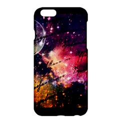 Letter From Outer Space Apple Iphone 6 Plus/6s Plus Hardshell Case