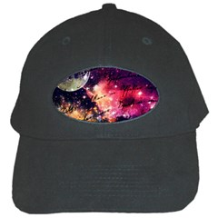 Letter From Outer Space Black Cap