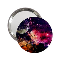 Letter From Outer Space 2 25  Handbag Mirrors