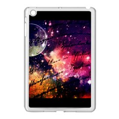 Letter From Outer Space Apple Ipad Mini Case (white)