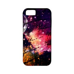 Letter From Outer Space Apple Iphone 5 Classic Hardshell Case (pc+silicone)