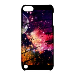 Letter From Outer Space Apple Ipod Touch 5 Hardshell Case With Stand