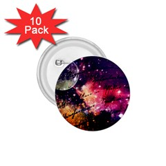 Letter From Outer Space 1 75  Buttons (10 Pack)