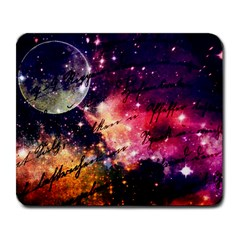 Letter From Outer Space Large Mousepads