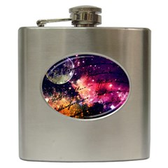 Letter From Outer Space Hip Flask (6 Oz)
