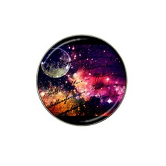 Letter From Outer Space Hat Clip Ball Marker (10 Pack)