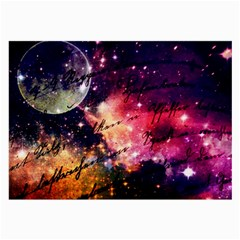 Letter From Outer Space Large Glasses Cloth (2 Side)