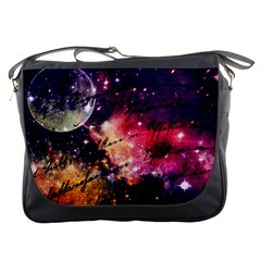 Letter From Outer Space Messenger Bags