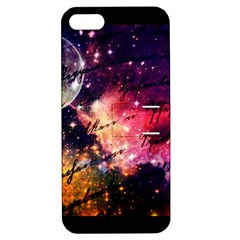 Letter From Outer Space Apple Iphone 5 Hardshell Case With Stand