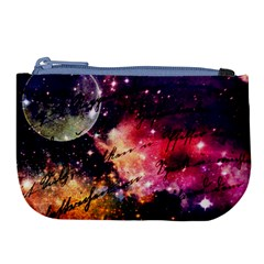 Letter From Outer Space Large Coin Purse