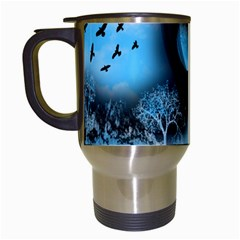 Space River Travel Mugs (white)