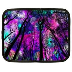Magic Forest Netbook Case (xl)