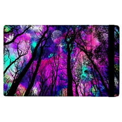 Magic Forest Apple Ipad 2 Flip Case