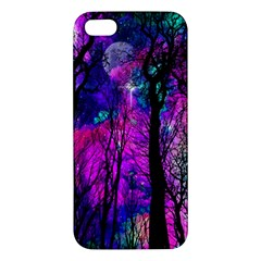Magic Forest Apple Iphone 5 Premium Hardshell Case