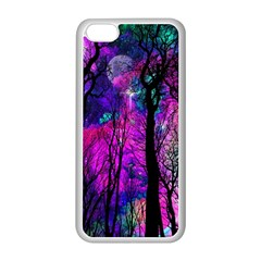 Magic Forest Apple Iphone 5c Seamless Case (white)
