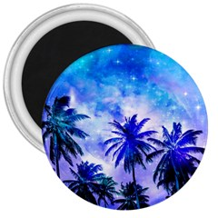 Summer Night Dream 3  Magnets