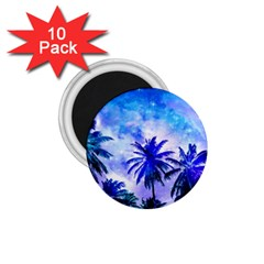 Summer Night Dream 1 75  Magnets (10 Pack)