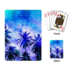 Summer Night Dream Playing Card