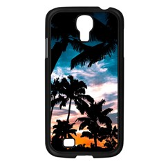 Palm Trees Summer Dream Samsung Galaxy S4 I9500/ I9505 Case (black)