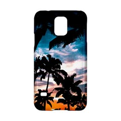 Palm Trees Summer Dream Samsung Galaxy S5 Hardshell Case