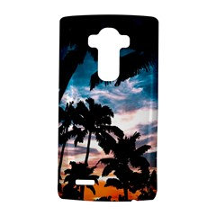 Palm Trees Summer Dream Lg G4 Hardshell Case