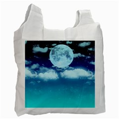Dreamy Night Recycle Bag (one Side)
