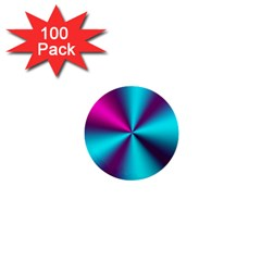 Silk Illusions 1  Mini Buttons (100 Pack)
