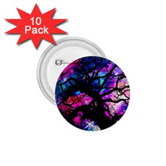 Star Field Tree 1 75  Buttons (10 Pack)