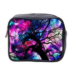 Star Field Tree Mini Toiletries Bag 2 Side