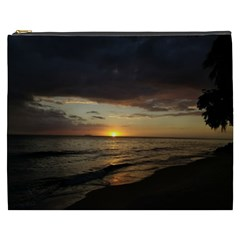 Sunset On Rincon Puerto Rico Cosmetic Bag (xxxl)