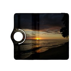 Sunset On Rincon Puerto Rico Kindle Fire Hdx 8 9  Flip 360 Case