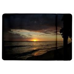 Sunset On Rincon Puerto Rico Ipad Air Flip