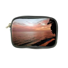 Sunset On Rincon Puerto Rico Coin Purse