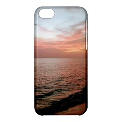 Sunset On Rincon Puerto Rico Apple Iphone 5c Hardshell Case