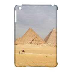 Giza Pyramids Apple Ipad Mini Hardshell Case (compatible With Smart Cover)